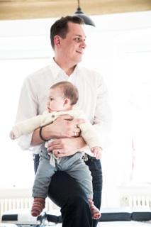 Chiropraktik für das Neugeborene - ChiroCare Osnabrück