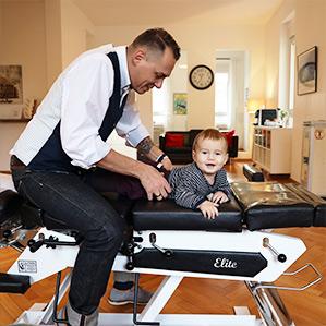 Chiropraktik für Schwangere & Neugeborene